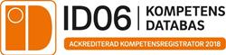 ID06 Kompetens databas