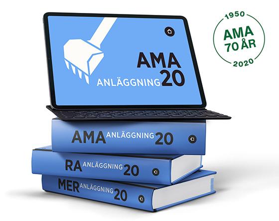 AMA Anläggning 20